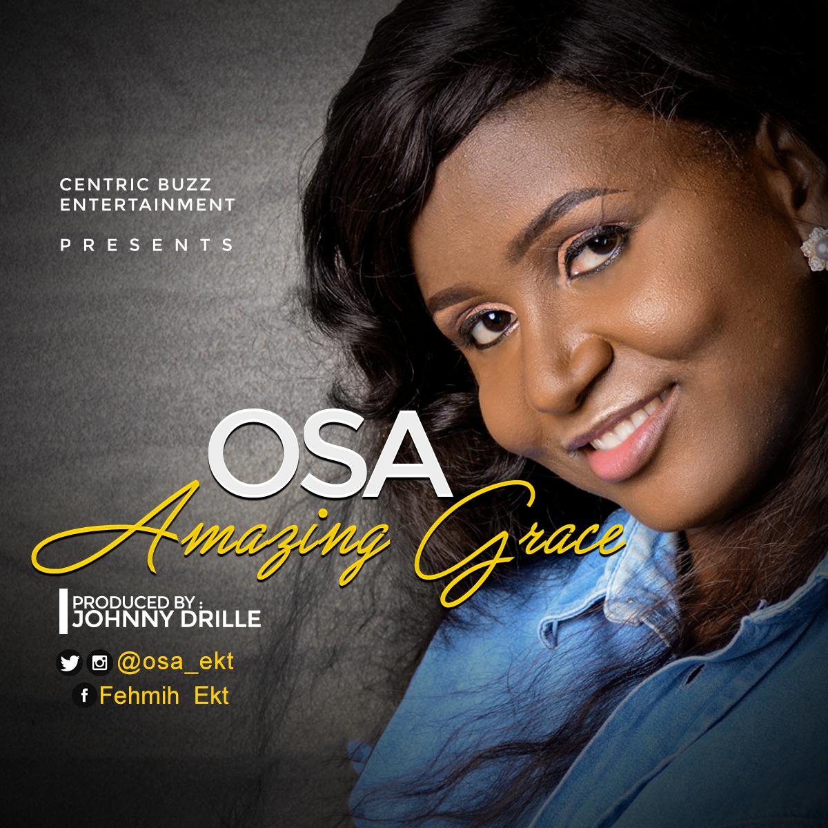 Amazing Grace: MUSIC + LYRICS: OSA – 'AMAZING GRACE""